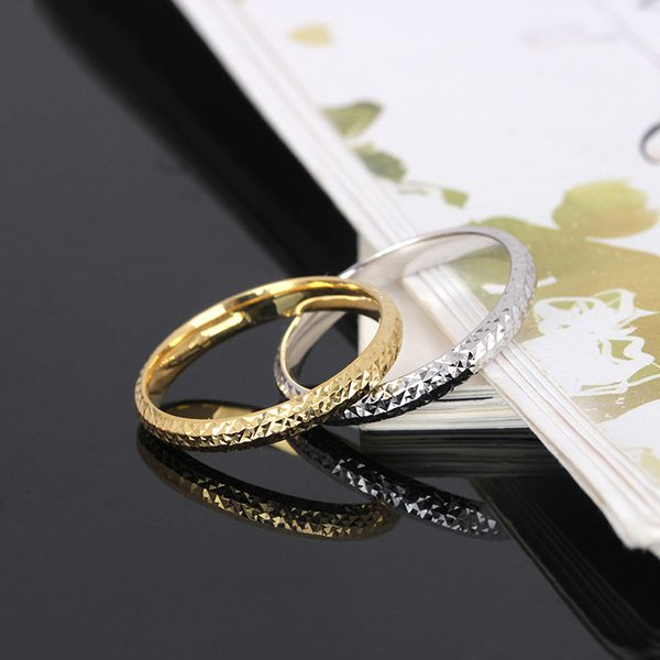 perhiasan emas cincin ring jewelry