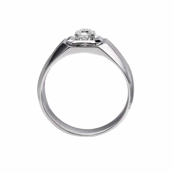 Perhiasan emas berlian white gold 18K diamond DHTXHJZ034