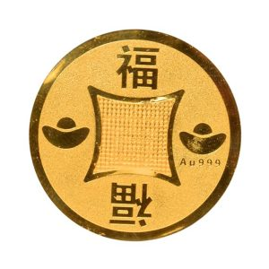 Tiaria Gold Coin Tael 0.1g 24K