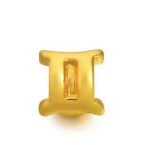 Gemini Tiaria pendant perhiasan liontin kalung gelang emas