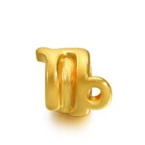 Capricorn Tiaria pendant perhiasan liontin kalung gelang emas
