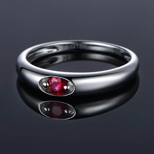 Tiaria 9K Star and Sky Ring 4