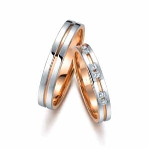 Tiaria Sweet Trinity Ring 1